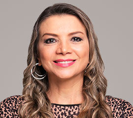 Geilza Diniz | Professor(a) da Pós-Graduação EAD (100% online) do Gran Cursos Online